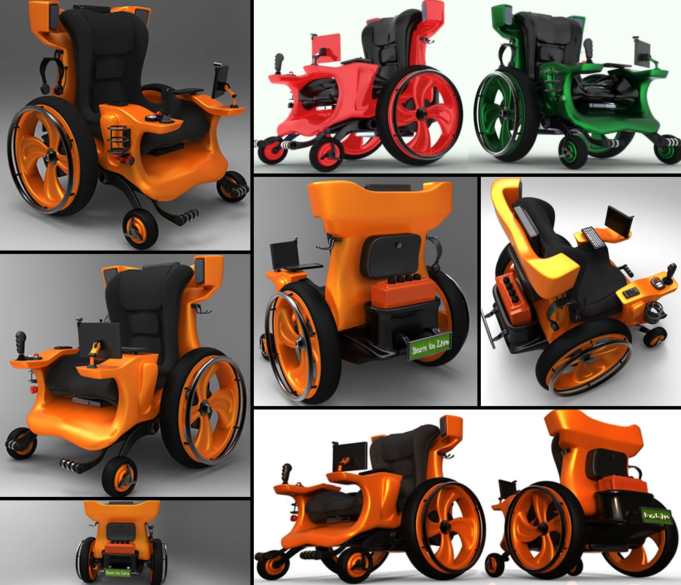 4 Uber-cool-geeky-gamer-fun-design-concept-wheelchair-by-designer-Mauricio-Maeda-