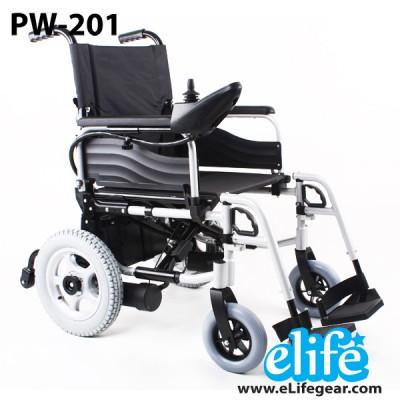 PW-201 รถเข็นนั่งไฟฟ้า สำหรับคนแก่ คนป่วย คนพิการ