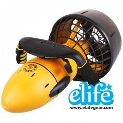 สกู๊ตเตอร์ดำน้ำ สำหรับ snorkeling, scuba diving