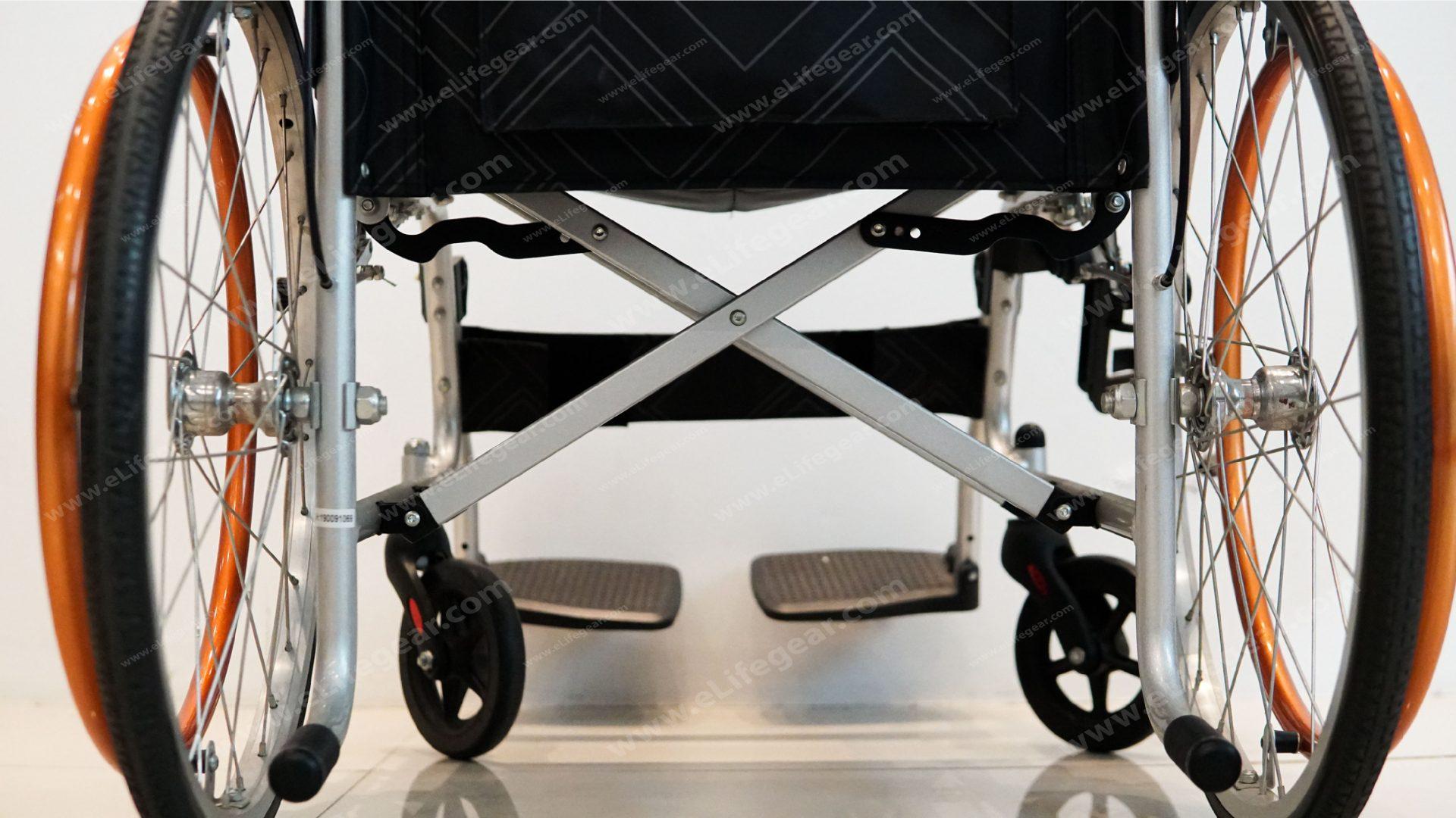 รถเข็นผู้ป่วยEw-120Plus