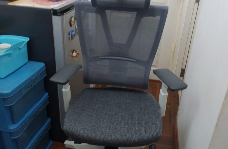 Ergochairs คุณ Eric Ultra7 เก้าอี้เพื่อสุขภาพ