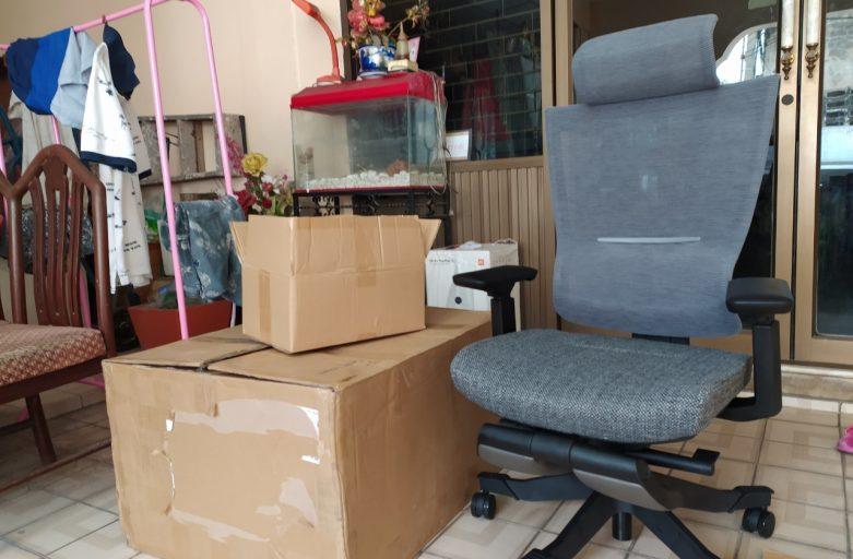 Ergochair บจ.แอ๊ดวานซ์ แคปปิตอล Ultra7 เก้าอี้เพื่อสุขภาพ