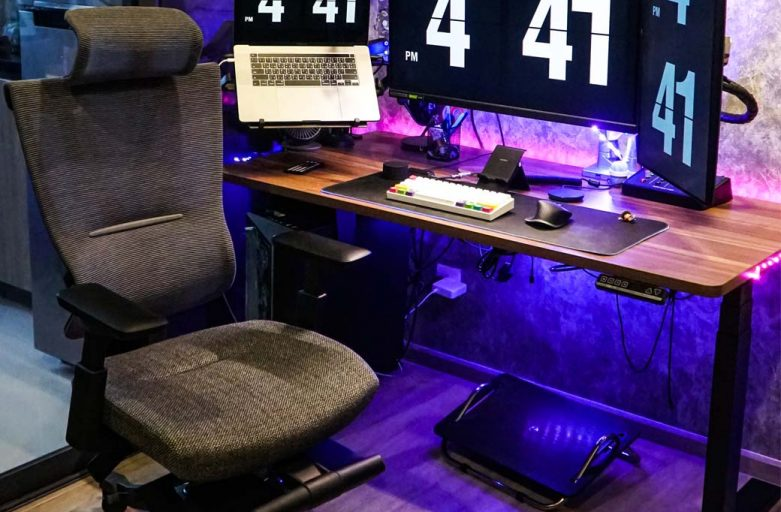 คุณครองภพ เลือกใช้ SetB ในการจัด Home Office