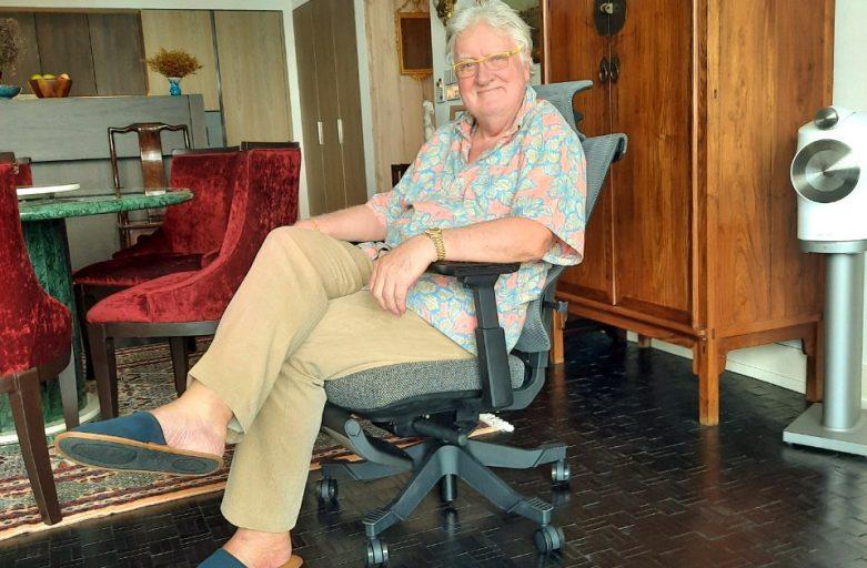 Ergolife Mr. The Real of Crober Ultra7 เก้าอี้เพื่อสุขภาพ