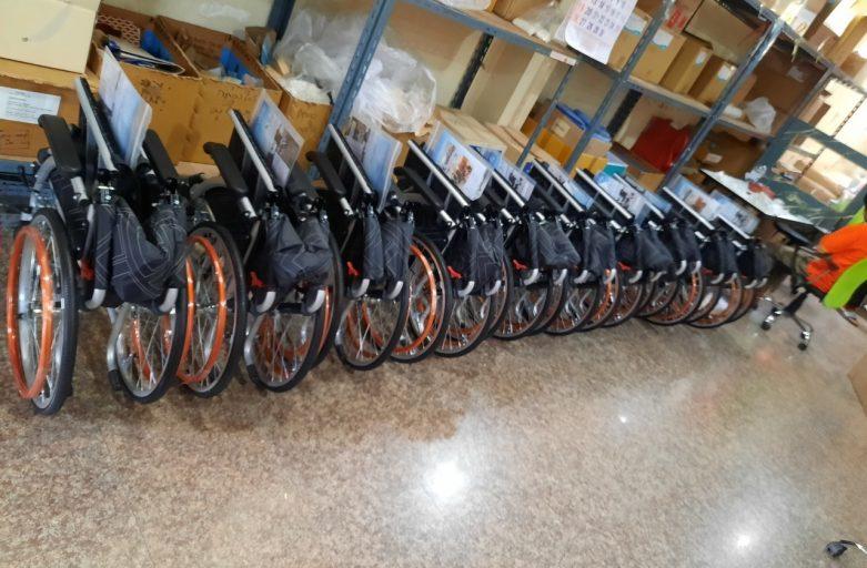 Elderlife บจ.นีโอ เมดิคอล อินเตอร์เทรด Wheelchairs Ew-120plus