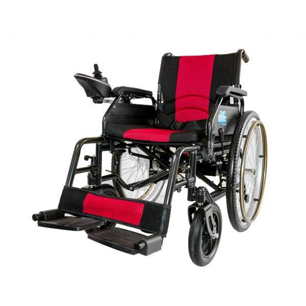 Eco3 รถเข็นไฟฟ้า ราคาประหยัด 3ระบบ ล้อตัน 24นิ้ว