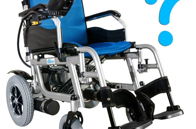 วิธีเลือกรถเข็นไฟฟ้า / Power Wheelchair buyer guide