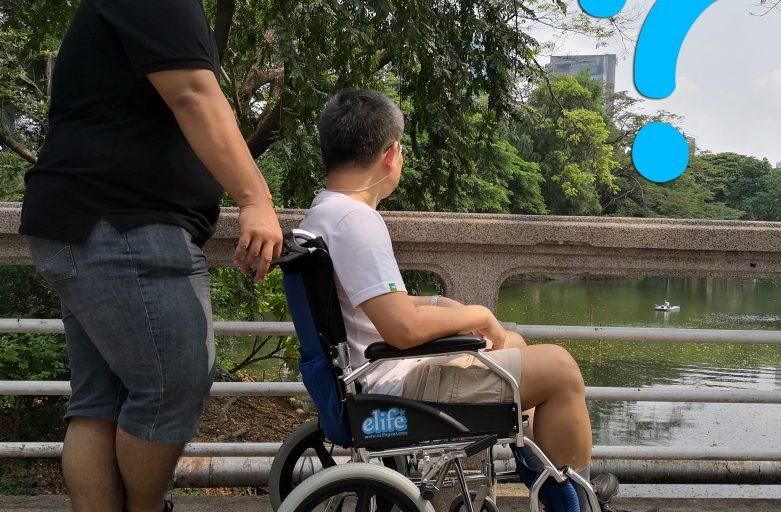 วิธีเลือกวีลแชร์แมนนวล / Wheelchair buyer guide