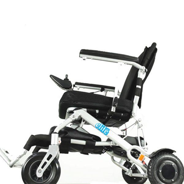 PW-301Plus รถเข็นไฟฟ้า เบาเพียง 18.5 Kg นั่งสบาย