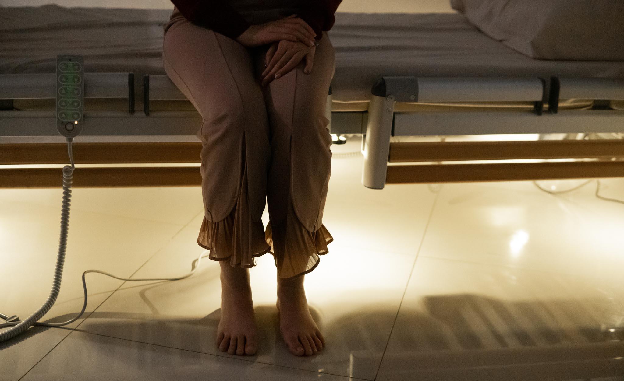 เตียงไฟฟ้าผู้สูงอายุ